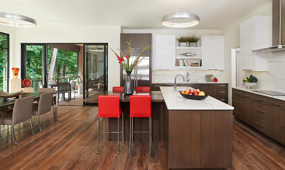 TruKitchens Forest Glen contemporary kitchen