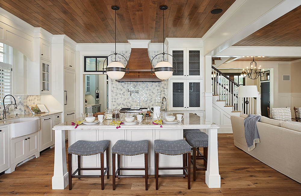TruKithens Gables traditional kitchen
