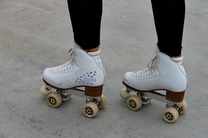 roller skates skating