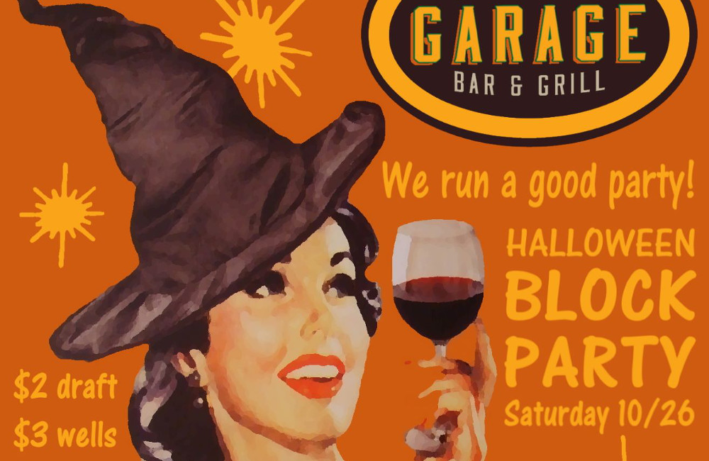 The Garage Grand Rapids Halloween Party 2020 Garage Bar hosting Halloween Block Party   Grand Rapids Magazine