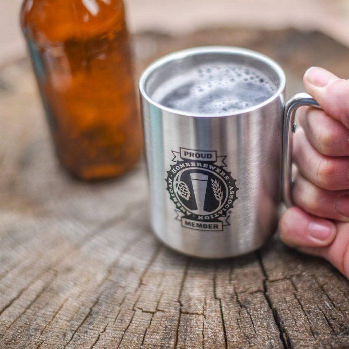 American Homebrewers Association beer mug