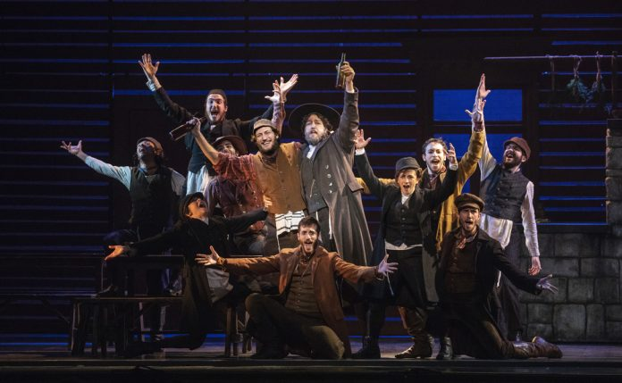 Fiddler on the Roof Broadway tour 2019
