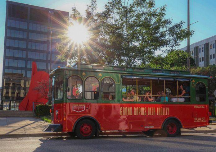 Grand Rapids Beer Trolley