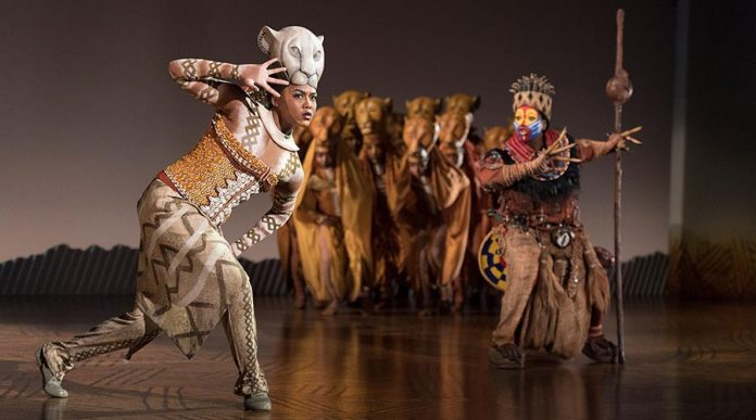 The Lion King Broadway 2019