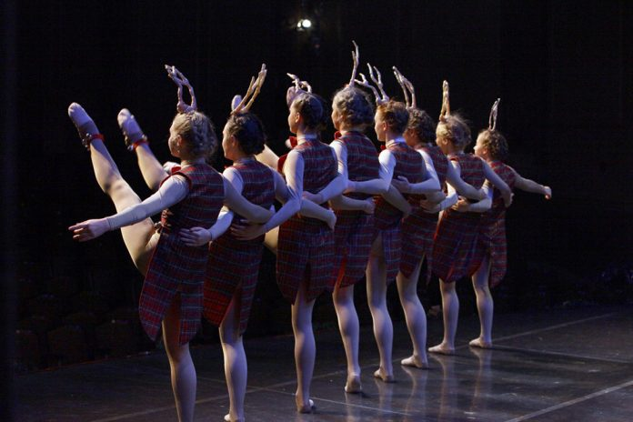 CARE Ballet 'Twas the Night Before Christmas