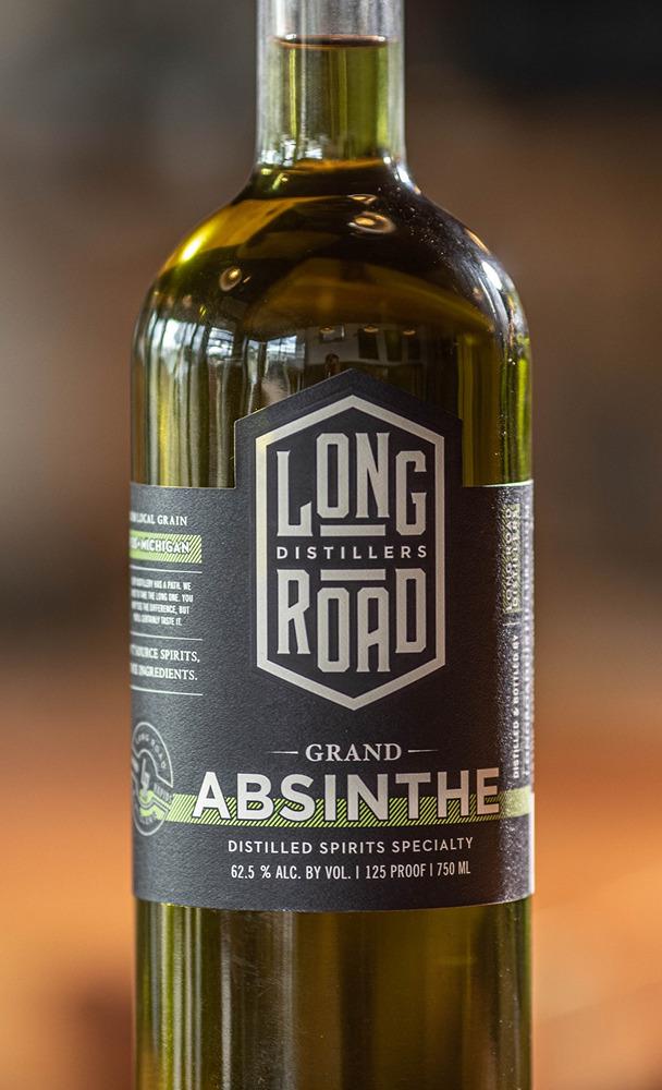 Long Road Distillers Grand Absinthe