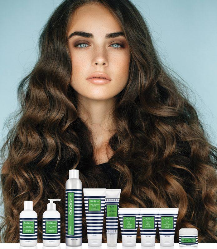 QoQonut hair model