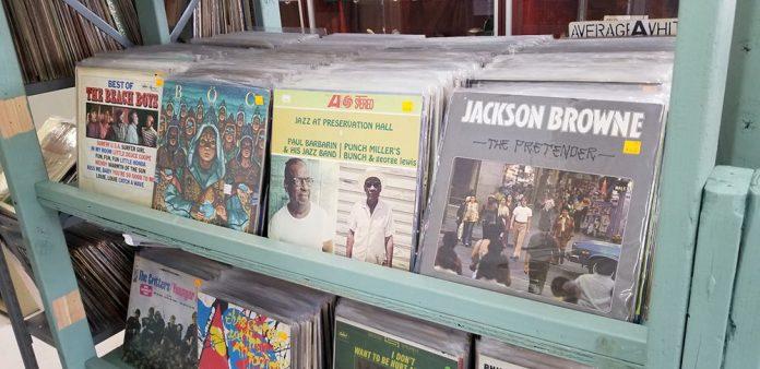 Wally's Treasures Antique Mall records