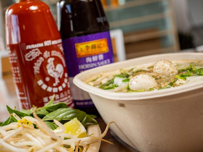 chicken pho from Pho 616