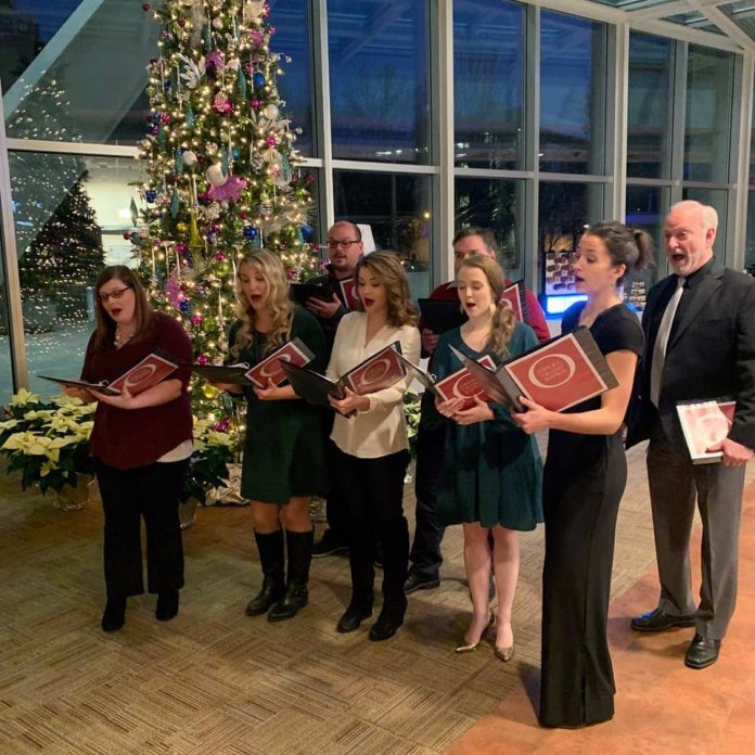 Opera Grand Rapids carolers