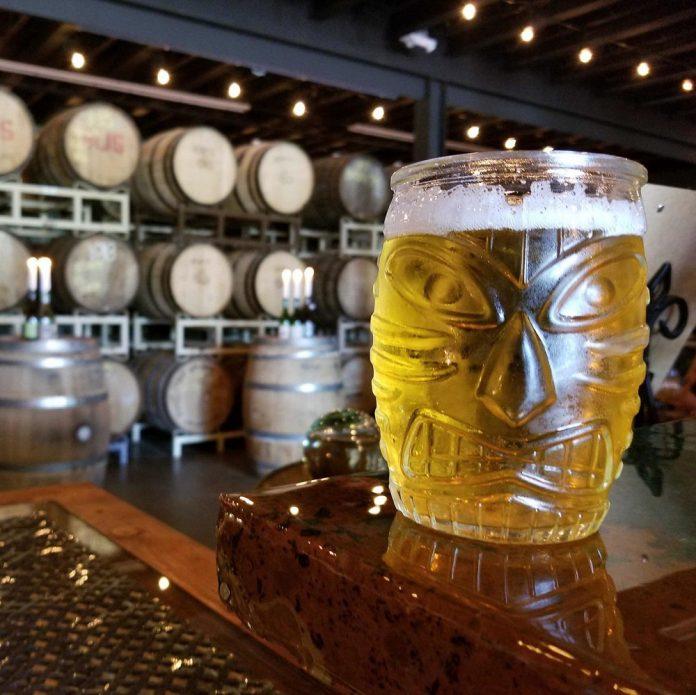 Speciation Artisan Ales beer glass bar Comstock Park taproom