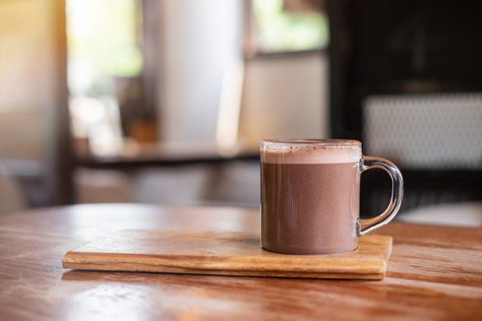 hot chocolate cocoa mug