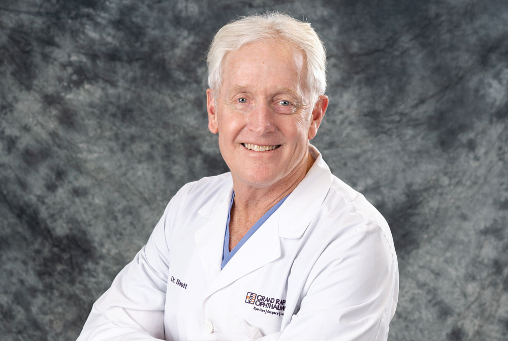 Dr. David Barrett, M.D.