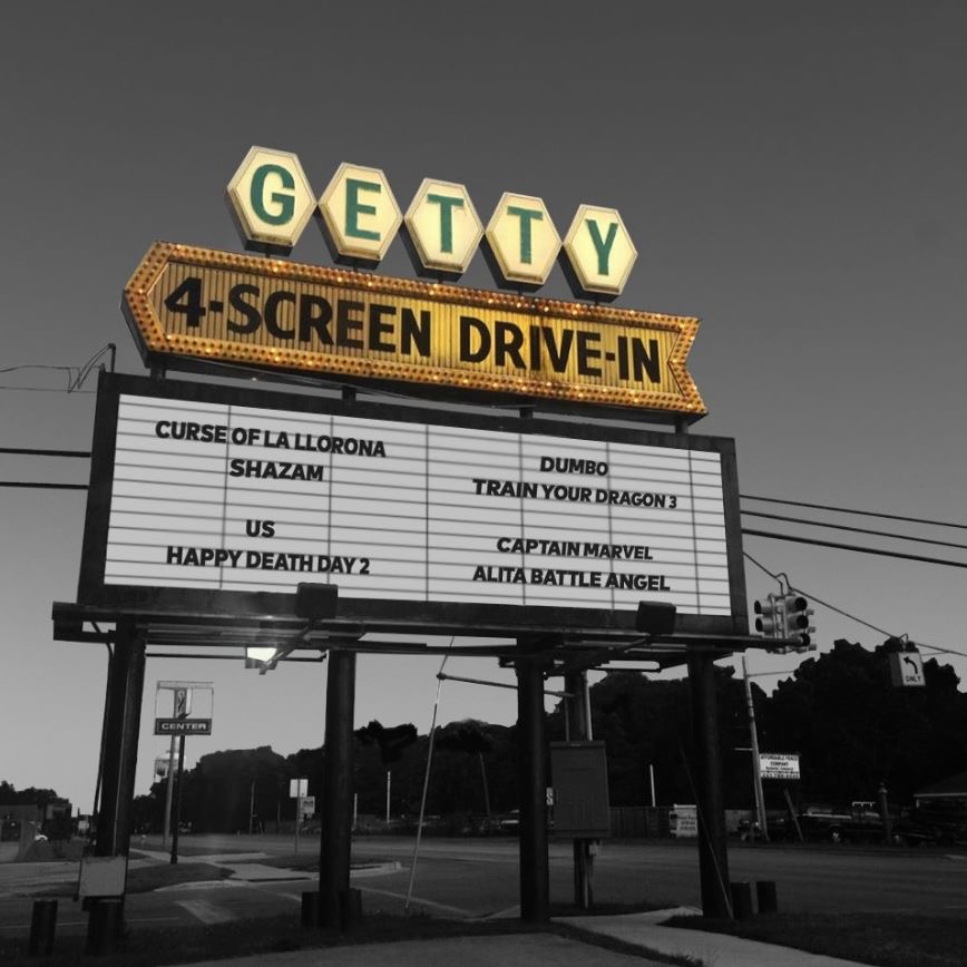 Getty Drive In Opens For 2020 Season With Restrictions Grand Rapids Magazine