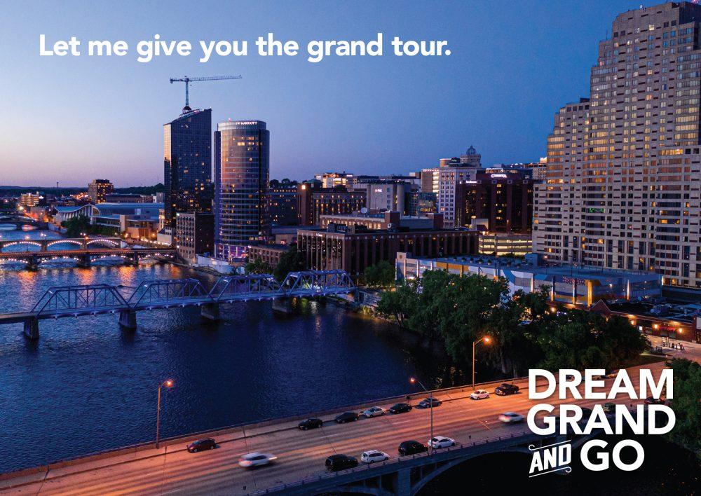 Postcard Campaign Aims To Boost Grand Rapids Tourism Grand Rapids Magazine