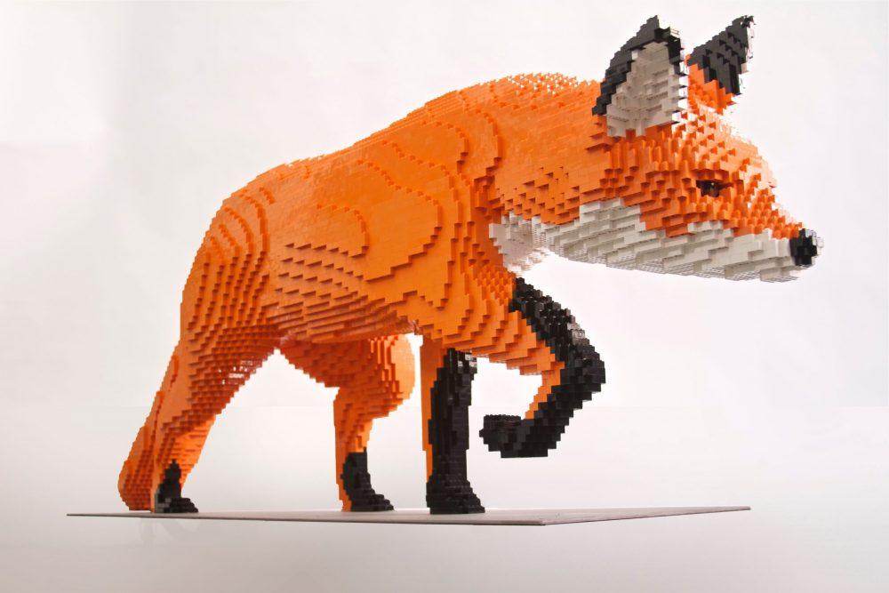 Grand Rapids Public Museum Lego