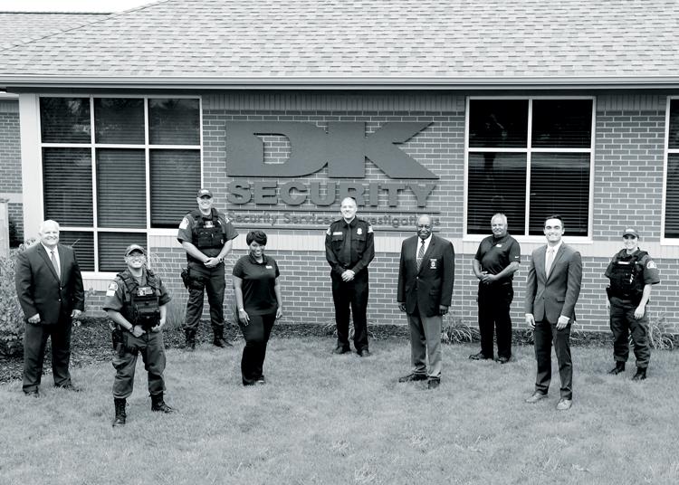 DK Security - FACES 2021